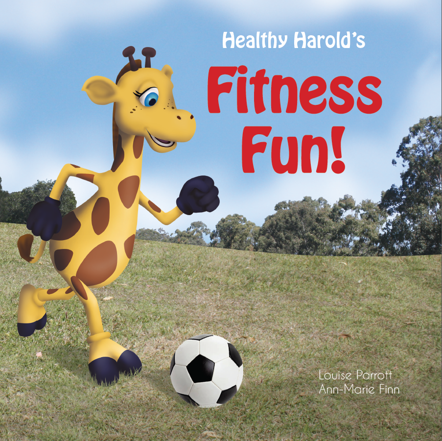 Dymocks Store Event: Healthy Harold Book Launch